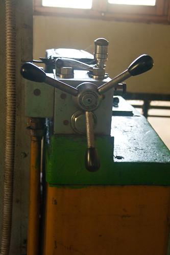 Olive press