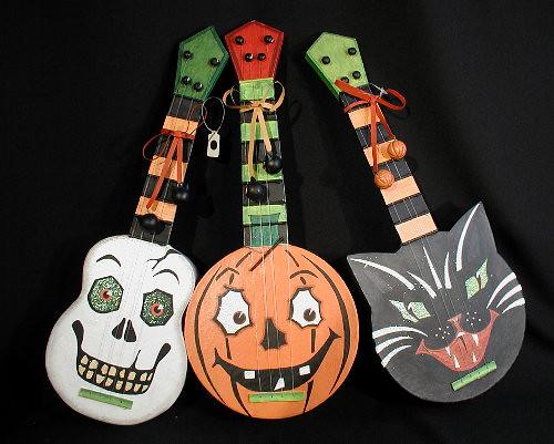 Halloween Guitars