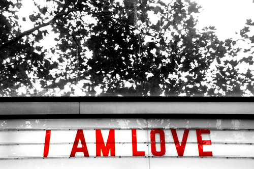 I am love. In Berlin.