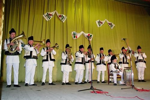 Festivalul-concurs interjudeţean al fanfarelor ţărăneşti  ediţia a V-a, Calafindeşti