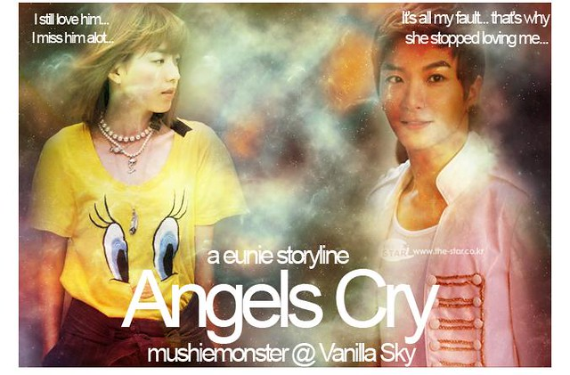 angels cry poster
