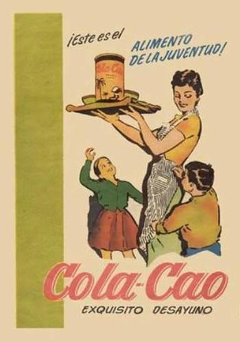 Anuncio de Cola Calo