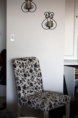 Favorite chair.