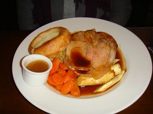 Roast de cerdo