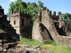 Turkish bath (Linda DV) Tags: africa travel architecture ruins ruin ethiopia 2010 gondar gonder fasiladas lindadevolder ethiopiascamelot