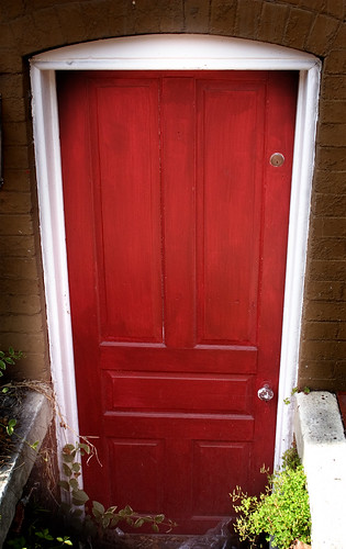 Little Red Door