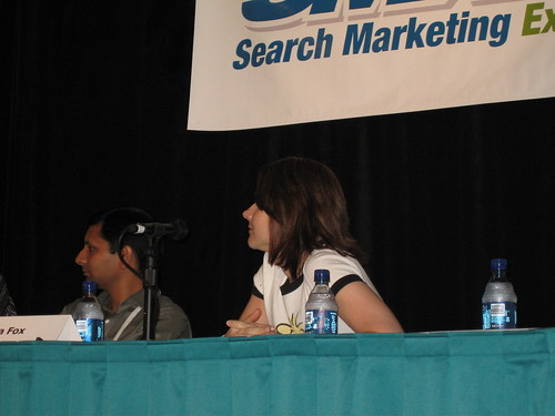 Vanessa Fox & Amit Kumar Search Marketing Expo Advanced Seattle 2007