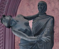 Eternal Drama 1 (cienne45) Tags: italy sculpture friedhof cemeteries history ceme