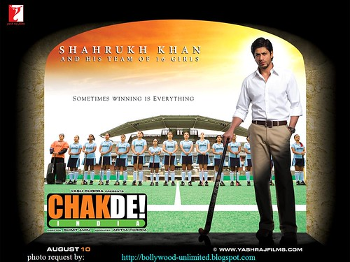 Wallpaper- Chak De India (Shah Rukh Khan)
