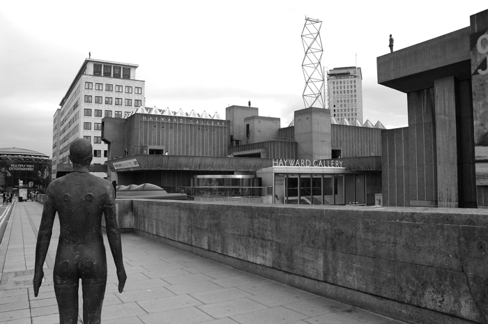 Antony Gormley :: Click for previous photo