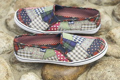 Keds Mosaic Champion (classkeds) Tags: shoes mosaic champion sneakers patchwork patches keds slipons