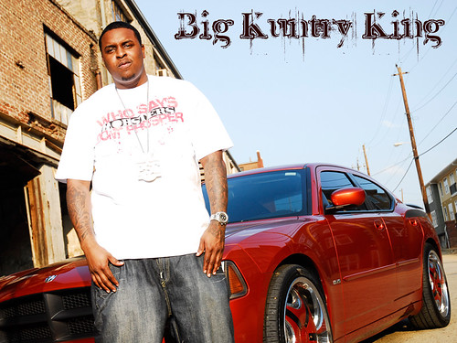 Big Kuntry King – Push Da Dash