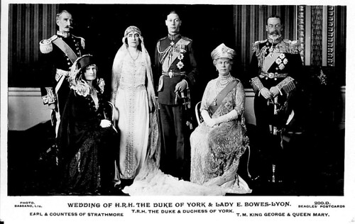 British Royal Wedding group