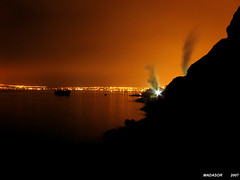 Night and Smoke I - by Madasor