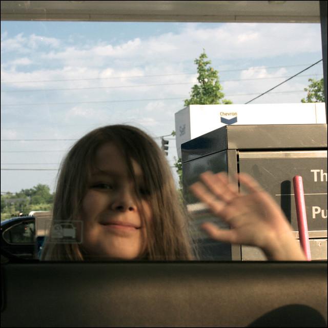 Georgia, Gas Station, July 22 2007