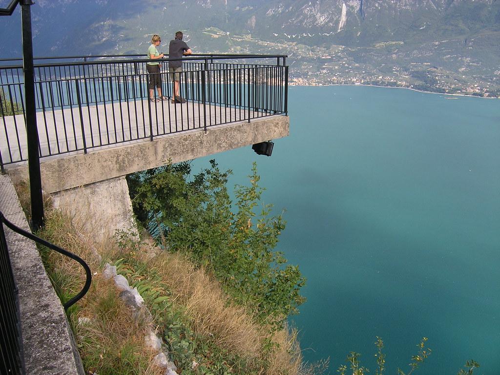 Lago di Garda verde smeraldo