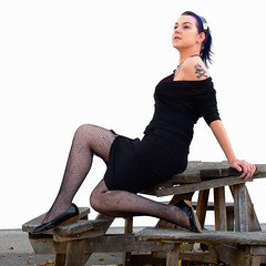 Dana (Dave Ward Photography) Tags: woman cute sexy stockings girl beautiful beauty hair washington model pretty mt purple unitedstates dana unfound mount skagit vernon mountvernon 2007 mtvernon purplehair davewardsmaragd pss:opd=1186394211 pss:opd=1186190394