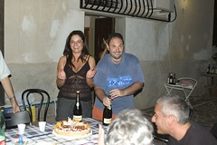 Tanti auguri a te.... (Darkanoid) Tags: summer bbq barbeque margherita 2007 vincenzo compleannomargherita