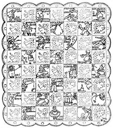 Rhyme Land Quilt