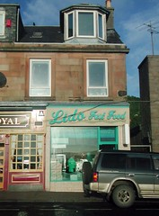 Lido Fast Food, Helensburgh