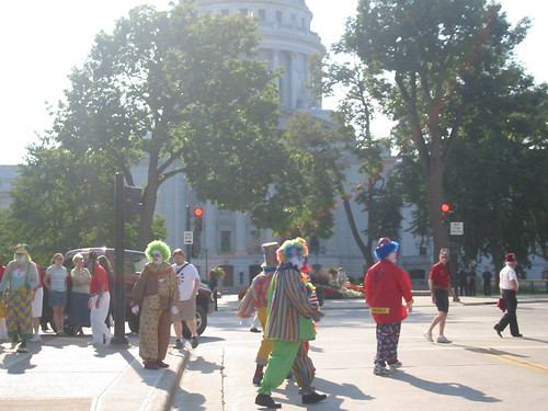 Those Clowns at the Capitol...