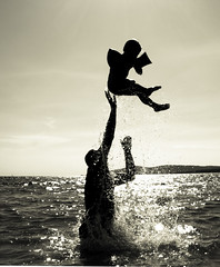 Flying Kid (*MSM*) Tags: sardegna desktop blue sea wallpaper italy color photography fly photo kid jump flickr italia mare sardinia foto image photos best download salto msm alghero methane sfondi gianluca googlecom immagini alguer peana peanam massimilianopeana mailmeatmasspeanayahooit sfidefotoamatoriwinner nocoinsareneeded betterthangardaland