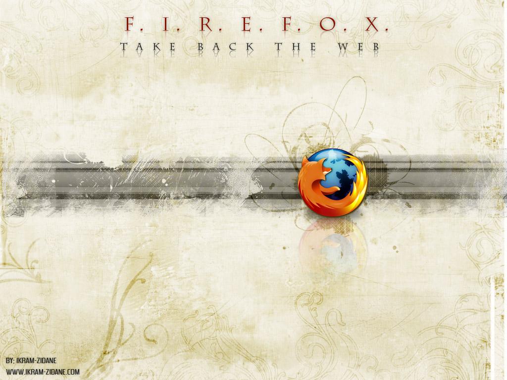 50+ Wallpaper au look du logo Firefox