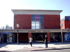 Picture of Sudbury Hill Station