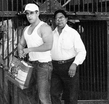 Salman Khan Jailed