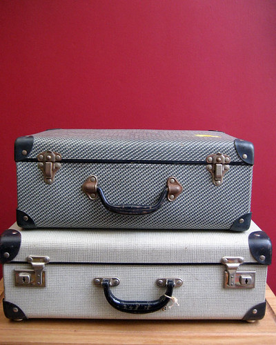 suitcase finds