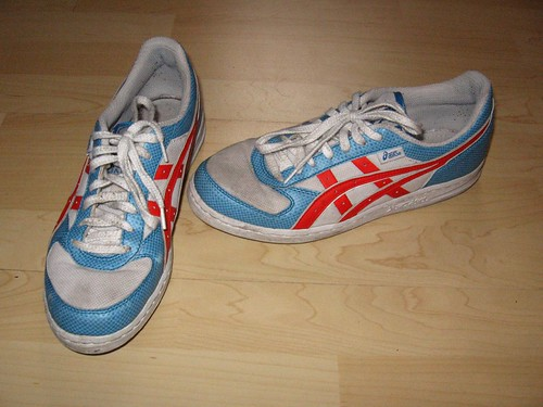 shoes asics sneaker schuhe