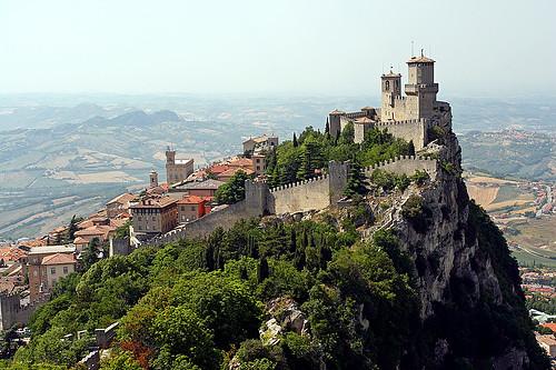 Castillo de Borgo Maggiore