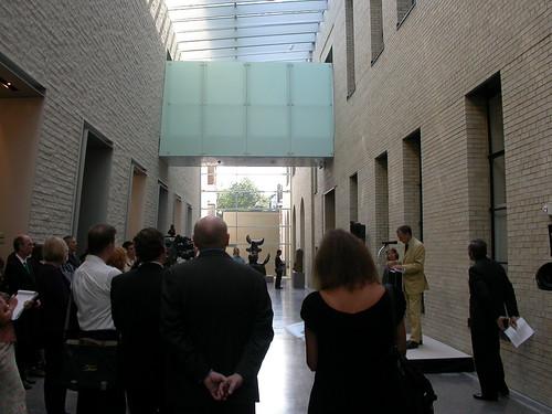 Skylit Galleria