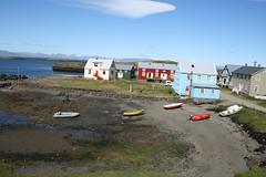 Flatey - the old town (sigfus.sigmundsson) Tags: iceland flatey breiafjrur