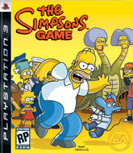 Simpsons PS3
