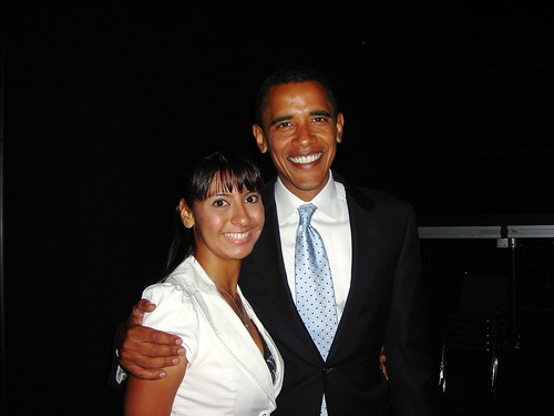 Rojas and Obama