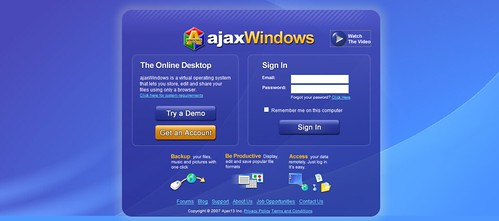 ajaxwindows
