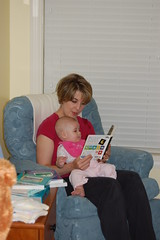 Naptime Story (rhetthughes) Tags: farrah month6 rylie