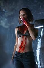 Rise cazadora de sangre cartel película