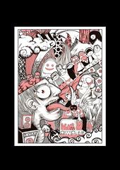 Nonsense (Revista Catarina n12) (Pedro Corra) Tags: lngua olhos som criana nuvem nibus veneno asas vulco loucura crebro