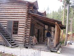 Jim at the Lodge