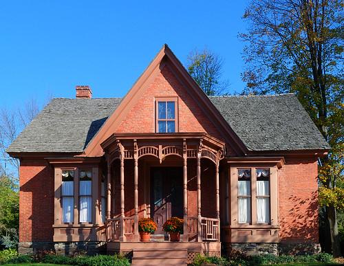 stowe brick house