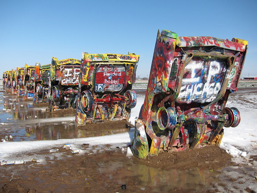 Cadillac Ranch-14