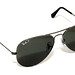 """Channel your inner """"Top Gun"""" with Ray Ban Aviators. Ray Ban small metal sunglasses $89 at Sunglass Hut, Viera and Melbourne"""