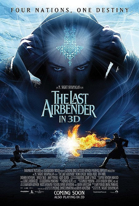 The Last Airbender Poster #6