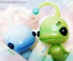 Electronic Love (layka) Tags: robot friend doll cabinet invisible makeup charles tiny if mochi creature sugus layka vald rotwang brujitadrea