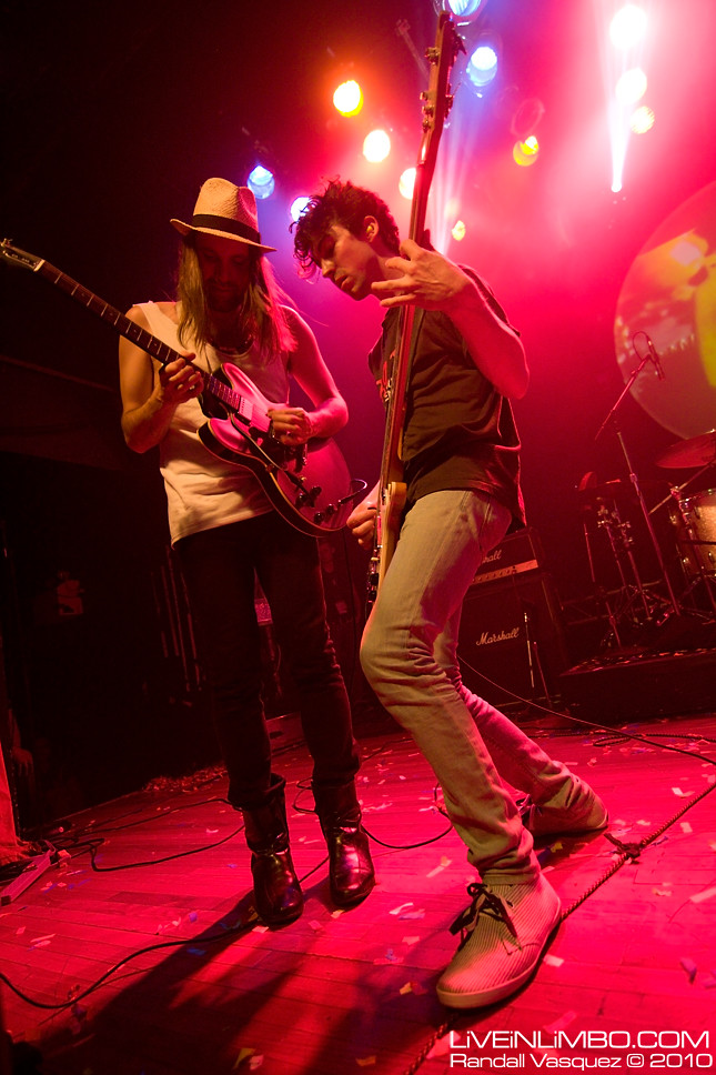 Photos: Hot Hot Heat performing at the Mod Club NXNE 2010