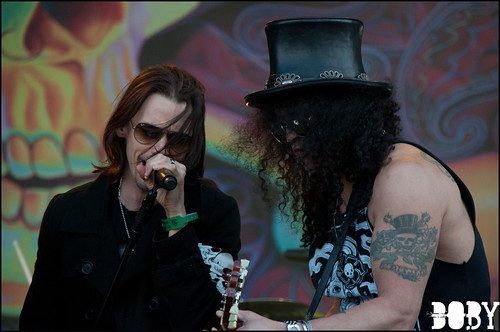 Slash - Hellfest