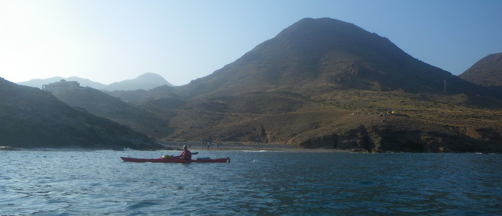 Cabo de Gata en kayak 503