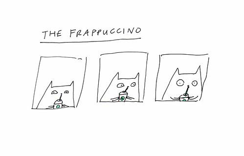 the frappuccino